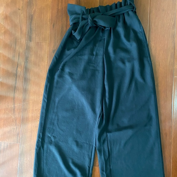 New Paperbag Pant - Black Aritzia/Wilfred